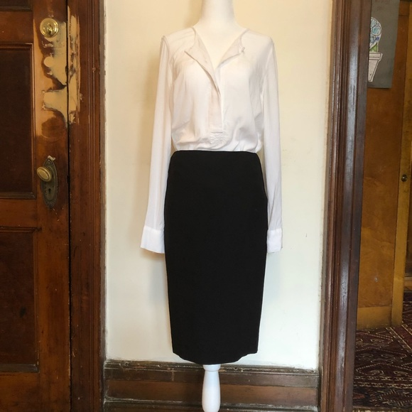 Club Monaco Dresses & Skirts - Club Monaco Wool Pencil Skirt